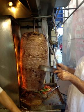 La street food àIstanbul