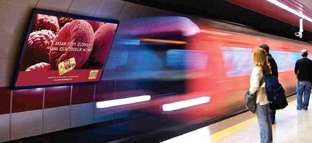 Metro d'Istanbul