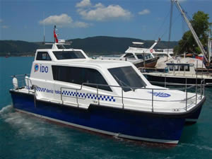 Un deniz taksi