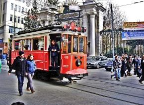 Idées de journée à Istanbul – Le district de Beyoglu:Taksim, Istiklal, Galata etCihangir