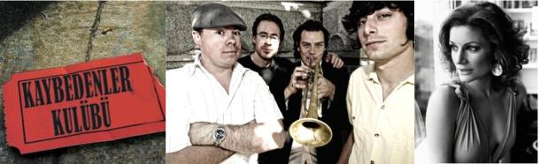 Kaybedenler Kulubu, Brasstronaut, Jehan Barbur