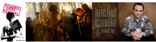 """Festival de danse, Paques Orthodoxe, et le festival """"Is Bankasi"""""""