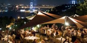 Les plus belles terrasses d'Istanbul