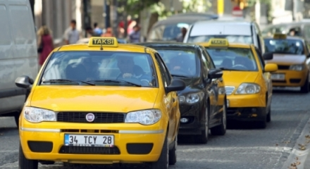 Les taxis stambouliotes