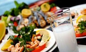 Les meilleurs restaurants de poissons et mezzés àIstanbul