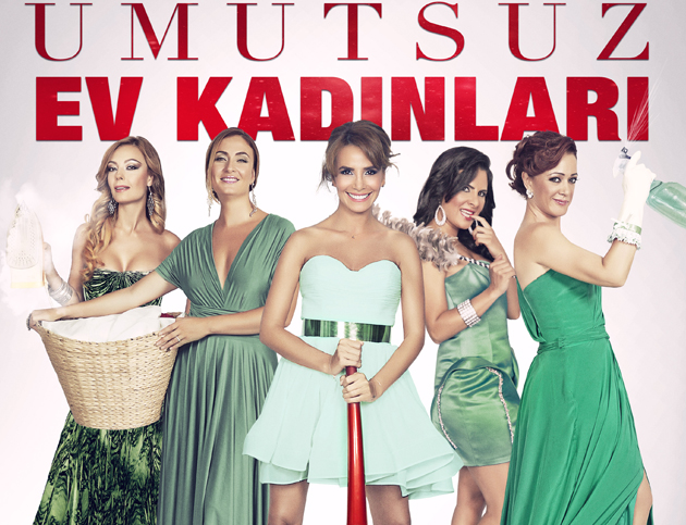 """ Umutsuz ev Kadinlari"" the Turkish desesperate housewives"