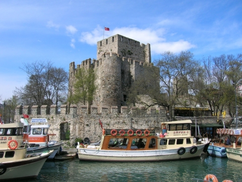 La forteresse d'Anadolu Hisari
