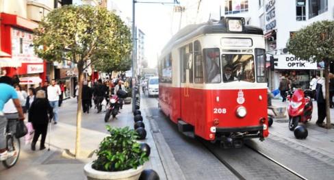 Le tramway historique