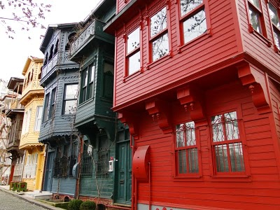 The wooden houses of Kuzguncuk