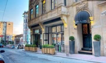 l'appart-hotel Galata Flats