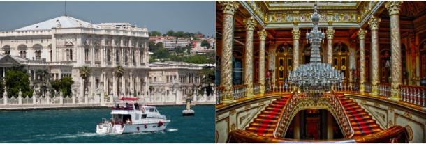 dolmabahçe-palace