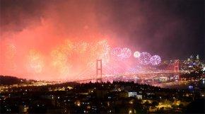 Fête de la République Turque et inauguration duMarmaray.