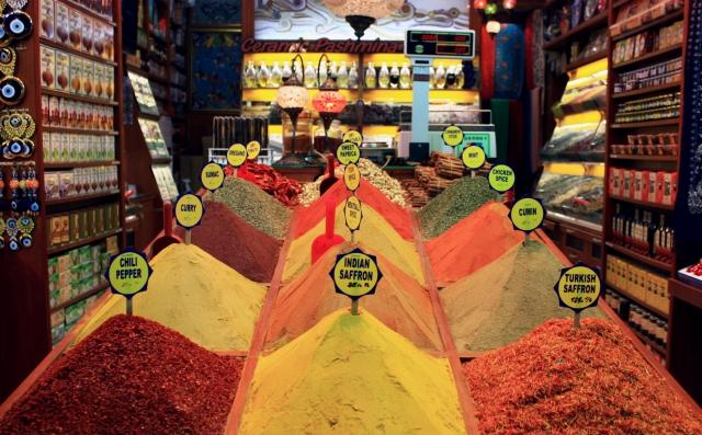 Mısır-Çarşısı-Dükkan