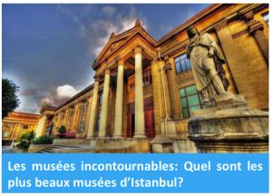 Le petit guide de nos musées préférés à Istanbul.