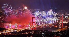 Istanbul nouvel an
